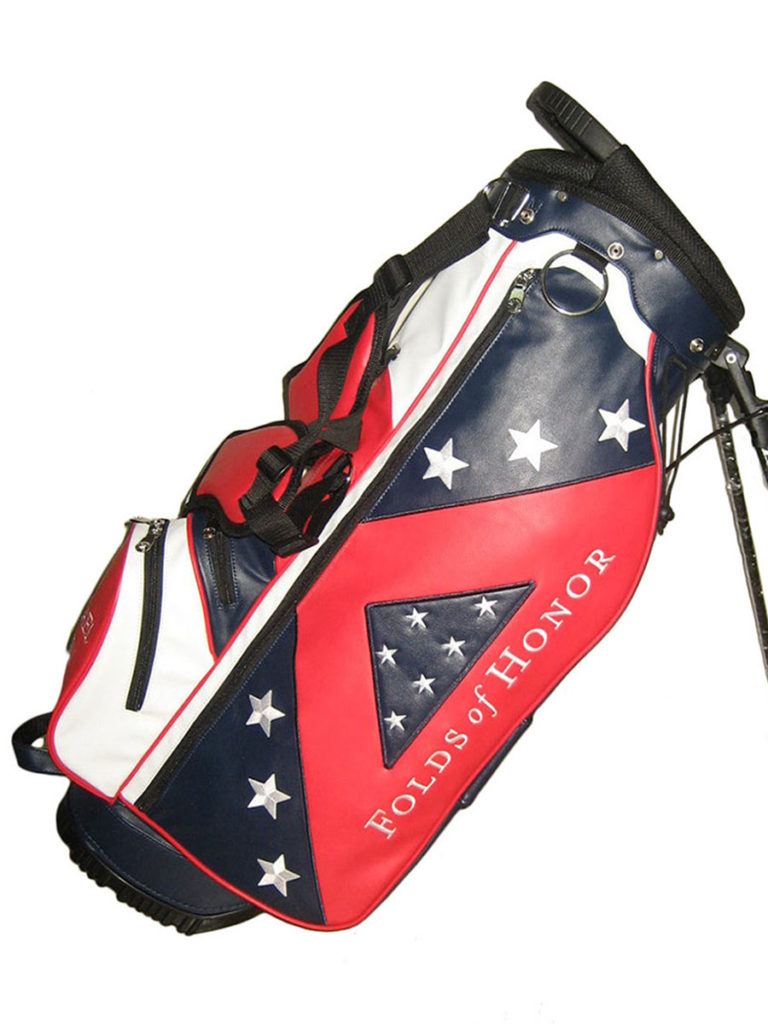 2019 Folds of Honor JS-31 Tour Fabrics Generation 3 Stand Bag