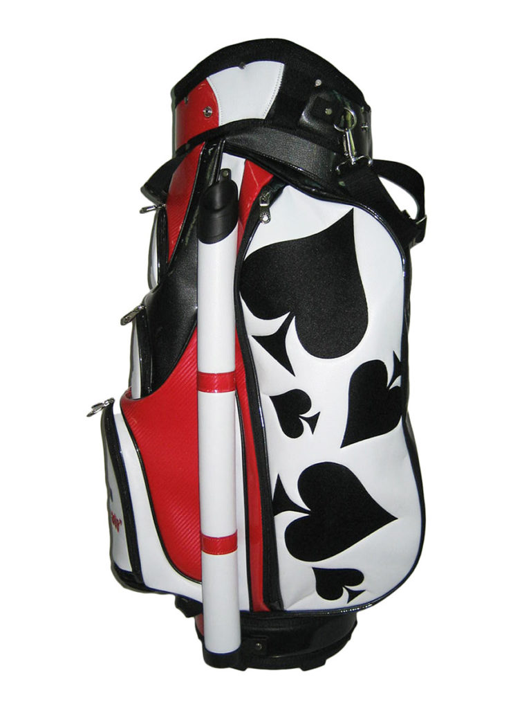 JS-25 8″ X 10″ Premium Push Cart Bag