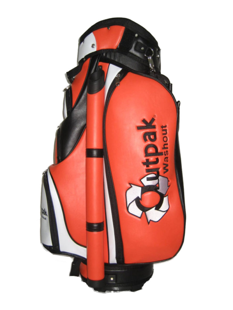 JS-25 8″ X 10″ Premium Push Cart Bag