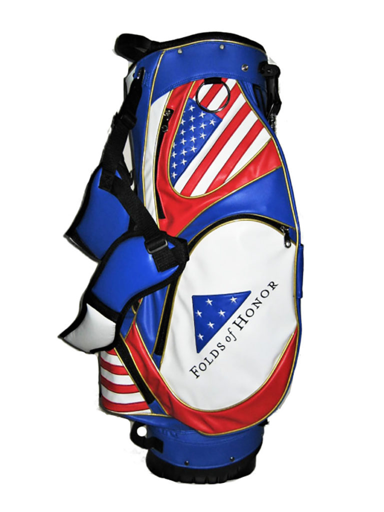 JS-07R Folds of Honor Generation 2, 14-Way Premium Cart/Stand Bag