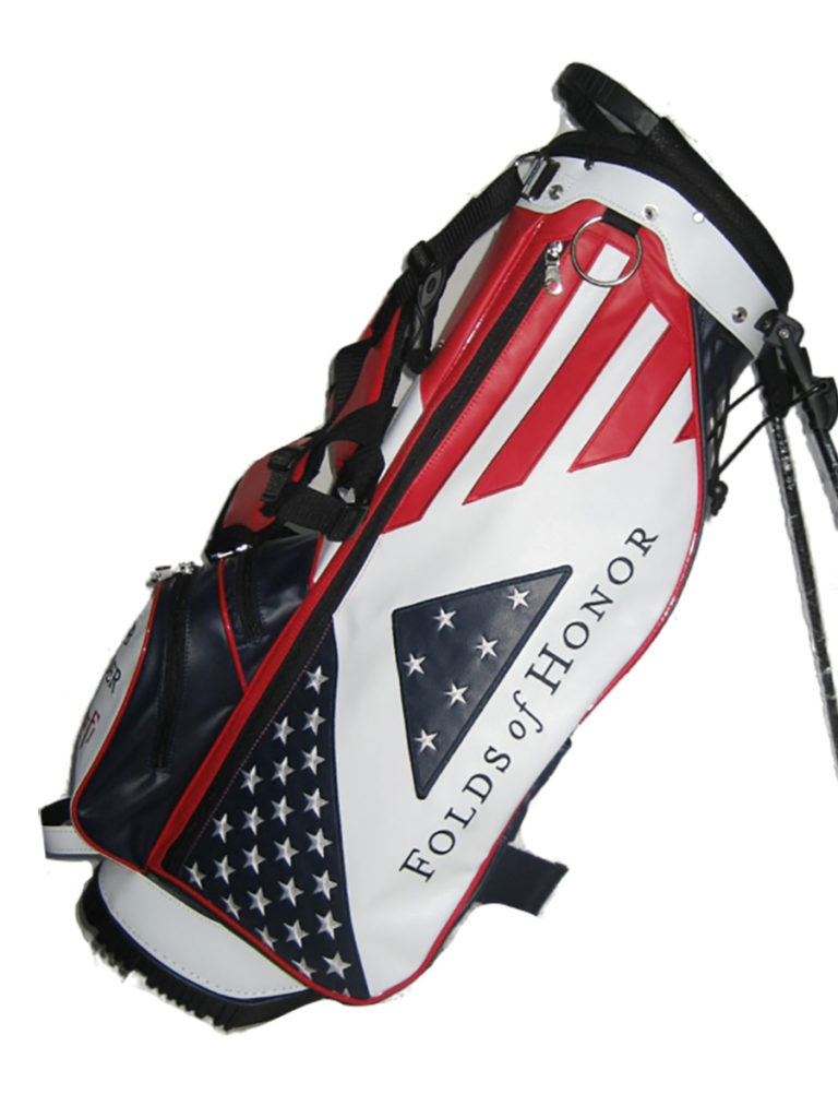 2019 Folds of Honor JS-31 Tour Fabrics Generation 2 Stand Bag