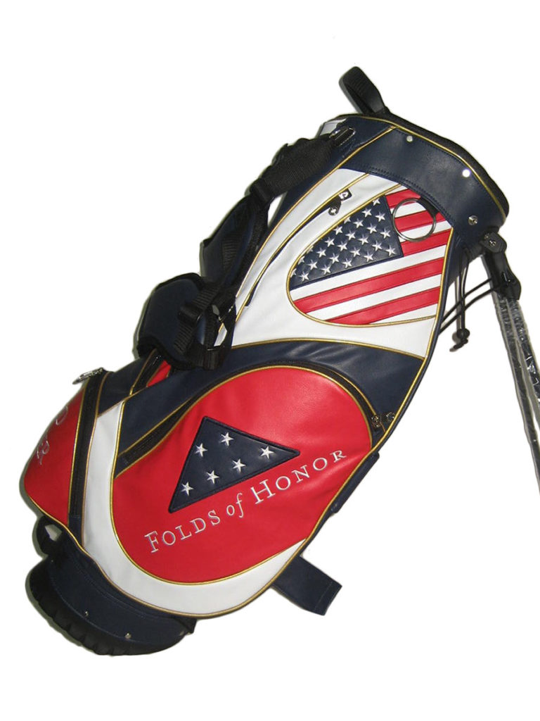 JS-07R Folds of Honor Generation 3, 14-Way Premium Cart/Stand Bag